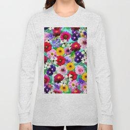 Garden in Bloom Long Sleeve T-shirt