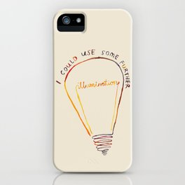 Lizzie Bennet #1 iPhone Case