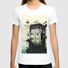 TARDIS Doctor Who T-shirt