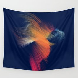 Fibrous Wall Tapestry