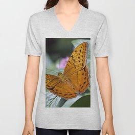 The Cruiser Butterfly Unisex V-Neck