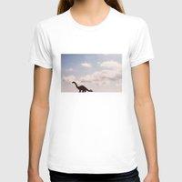dinosaur T-shirts featuring Dinosaur by Abramskama