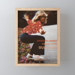 Farah Framed Mini Art Print