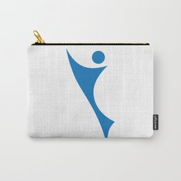 sporty man Carry-All Pouch