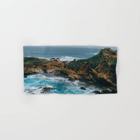 Big Sur Coast Hand & Bath Towel