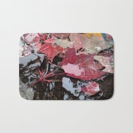 NEW PINK AUTUMN Bath Mat