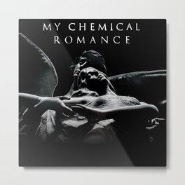 my chemical romance angel tour dates 2021 sunanbonang Metal Print