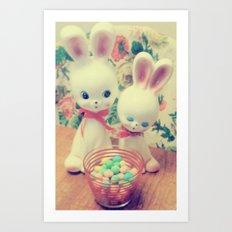 candy time Art Print