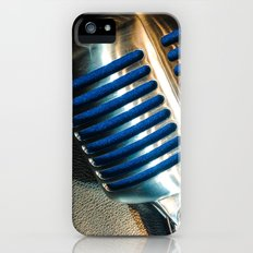 Microphone Slim Case iPhone (5, 5s)