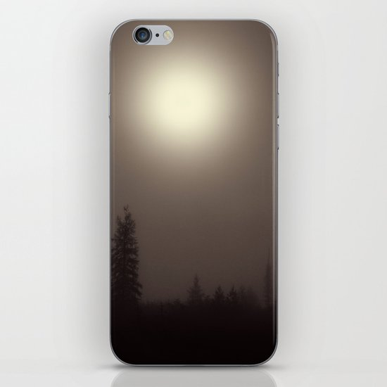 in the light of the moon iPhone & iPod Skin