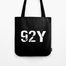 92Y Unit Supply Specialist Tote Bag