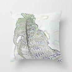 Fairies' hide-out Throw Pillow