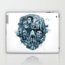 """""""The Essence of Horror"""" [Red Version] by Cap Blackard Laptop & iPad Skin"""