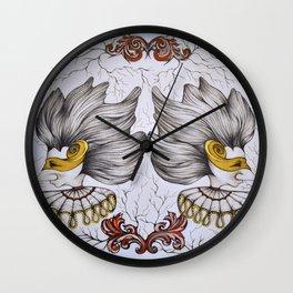 Gemini Stranger Wall Clock