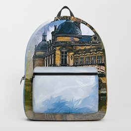 Château de Chantilly Backpack