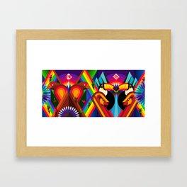 AMERICAN TASTE III Framed Art Print