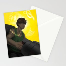 Who is My Enemy? - Gundam Wing Print Stationery Cards
