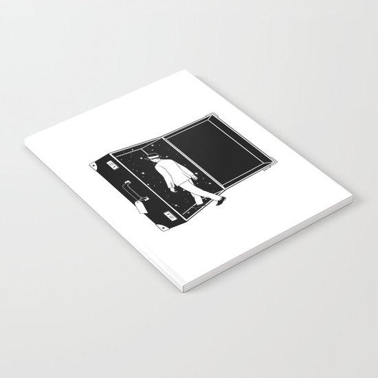 Space Traveler Notebook