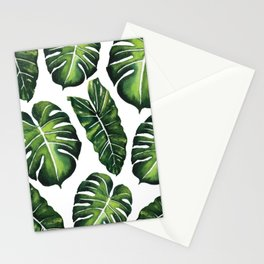 Tropical Leaves vol.4 Stationery Cards