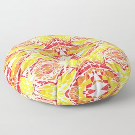 Sunburst Floor Pillow