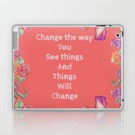 Change the way .. Laptop & iPad Skin