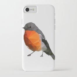 Geo - Robin iPhone Case