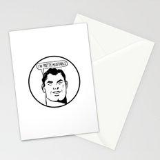 Woebegone Stationery Cards