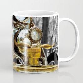 FLAMES AND CARBS Coffee Mug