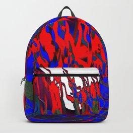 Fire Flower Backpack