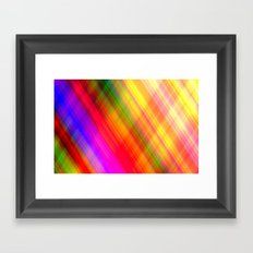 Pattern6 Framed Art Print