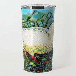 Mallard | painting Travel Mug