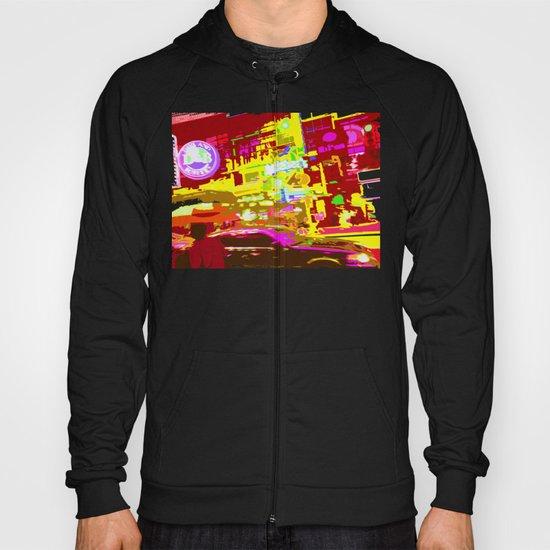 NY#9 Times Square2 Hoody