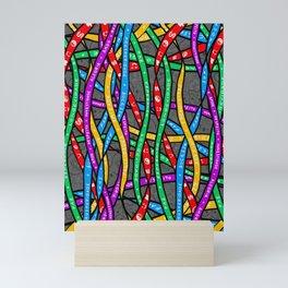 Fitinhas Senhor do Bonfim Mini Art Print