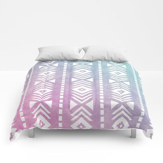 Aztec Pattern 12 Comforters