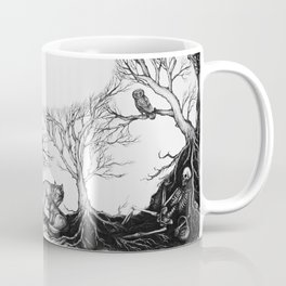 The last person in the world Coffee Mug