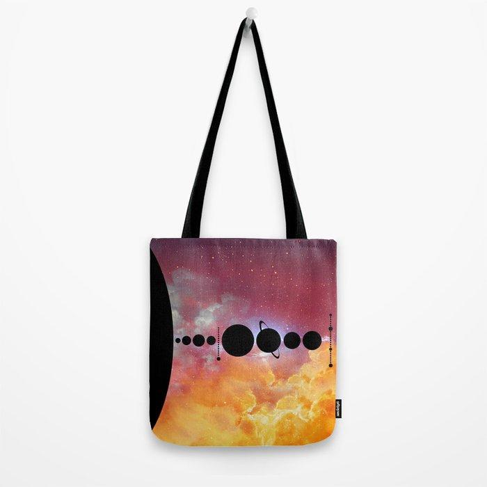 Solar System vol 1 Tote Bag