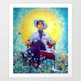 The Sun Prince Art Print