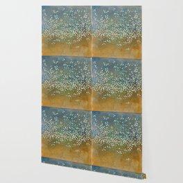 Landscape Dots - Float Wallpaper