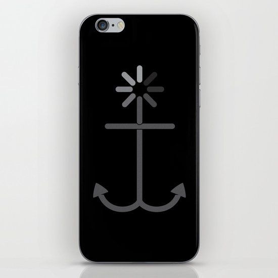We're gonna be here for a while iPhone & iPod Skin