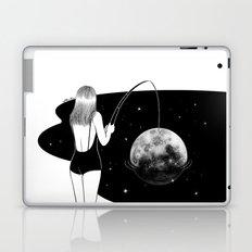 I just got mooned Laptop & iPad Skin