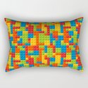 Bricks geometric pattern by jirkasvetlik