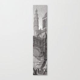 Tower 3 Canvas Print
