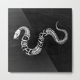 Death Grips / Bones Poster Metal Print