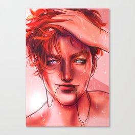Hot Mess Canvas Print