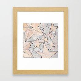I Am Stardust Series 1.2 Framed Art Print