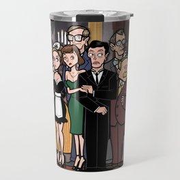 It's a Clue! Travel Mug
