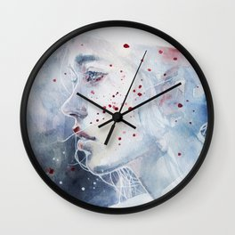 small piece 48 Wall Clock