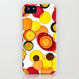 Colour splash iPhone Case