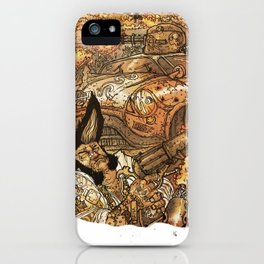 KING IS BACK! iPhone Case