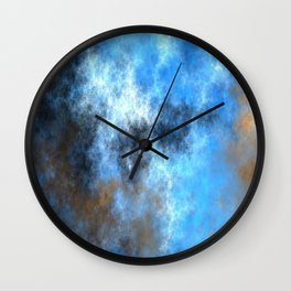 Storm and Lightning   (A7 B0229) Wall Clock